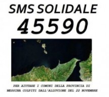 Sms solidale per Messina