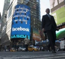 Facebook crolla in borsa