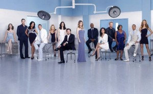 Cast Grey's Anatomy