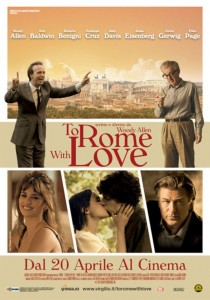 "film ""To Rome With Love"""