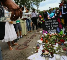 A mani alzate per Michael Brown